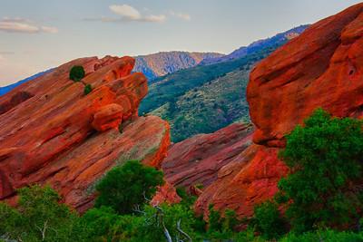 Red Rocks Park - Colorado
