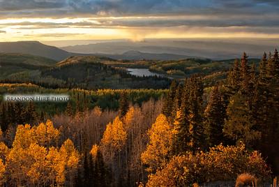 Grand Mesa Sunset