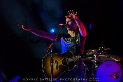 James Blunt in concert - Ischgl, Austria