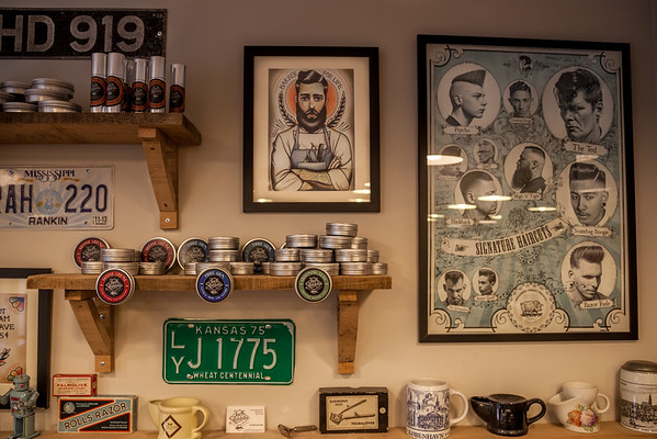 Jack Rabbits Barbers