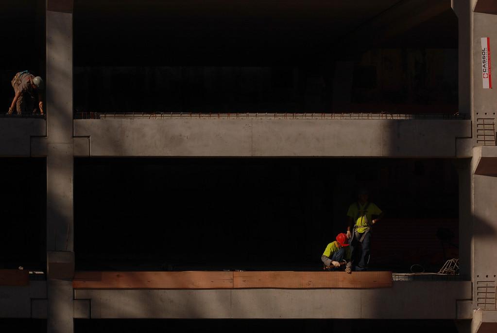 Construção, São Paulo, 2008, Brasil.
