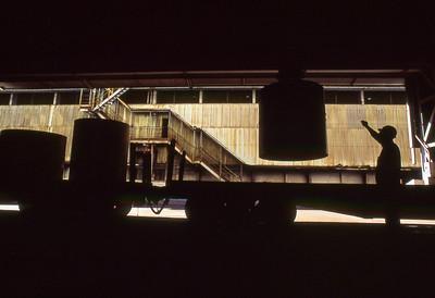 Usiminas, Usina de Ipatinga (MG), 2004, Brasil.