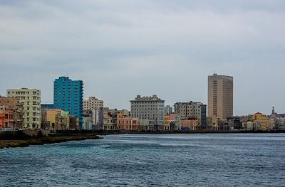 Malecon de la Havana