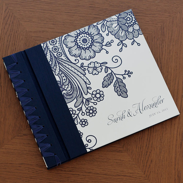 Custom Scrapbook Album