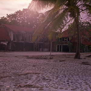 Contoadora Abandon - Panama
