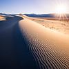 Sand Ripples, Eureka Sand Dunes