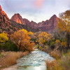 Cottonwood Autumn Color, Virgin River
