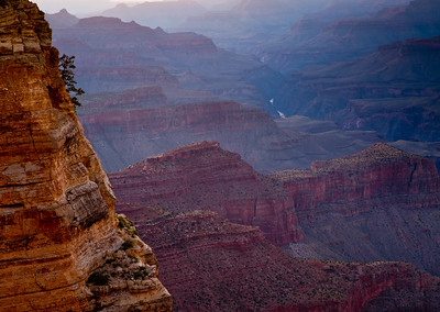Grand Layers of Canyon