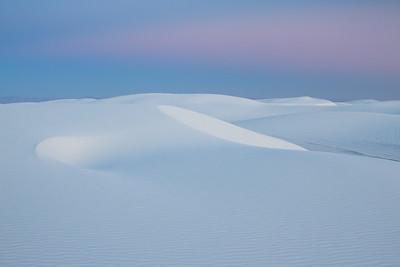 Creamy Dunes