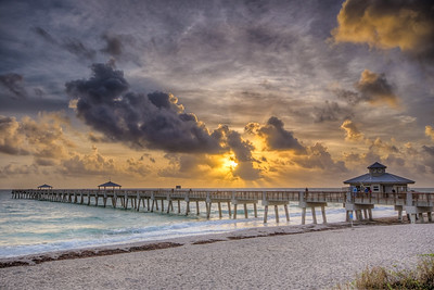 Juno Beach Fishing Pier, Florida