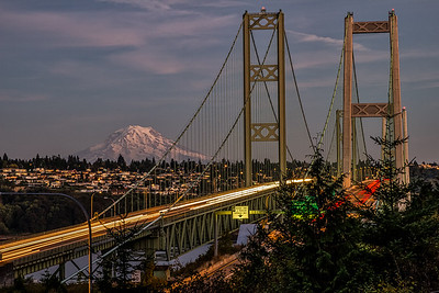 Narrows Bridge - Tacoma, Washington