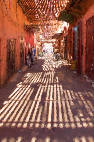 Marrakeck souks