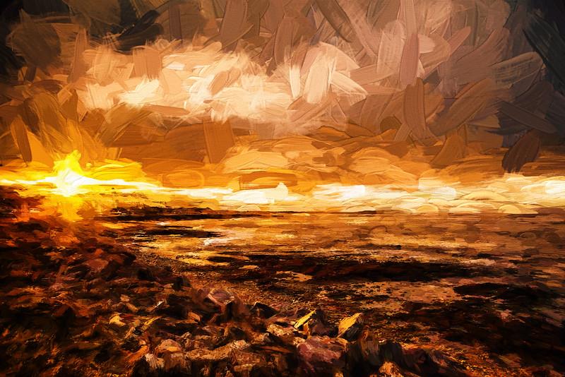 portgordon sunset