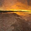 anglesey sunset beach