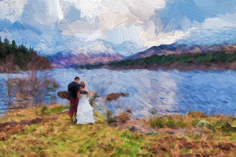 Wedding Ardverikie