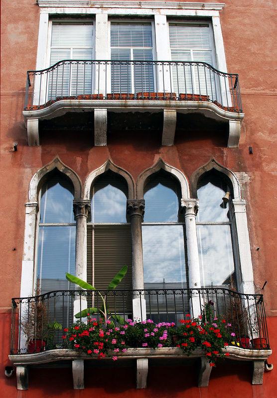 Windows of Venice  (Sept, 2005)