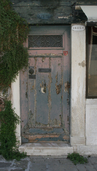 Door of Venice (Sept, 2005)