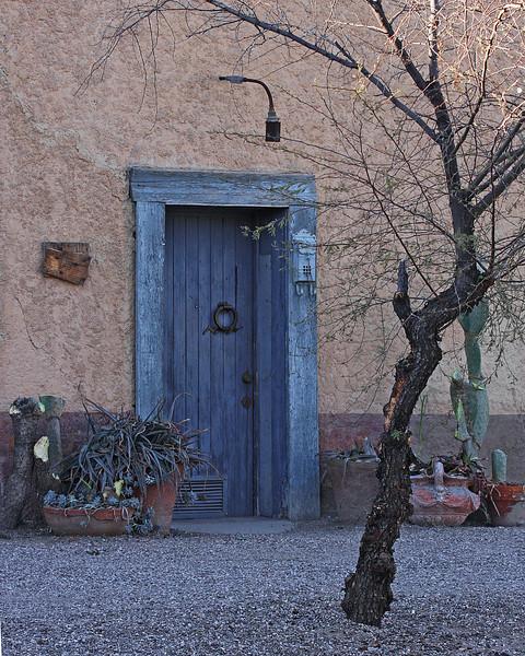 The Old Elysian Grove Market:  Tucson, AZ