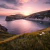 Last Light at Lulworth