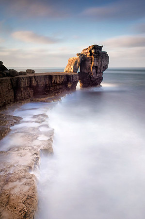 A Long Time Standing at Pulpit Rock