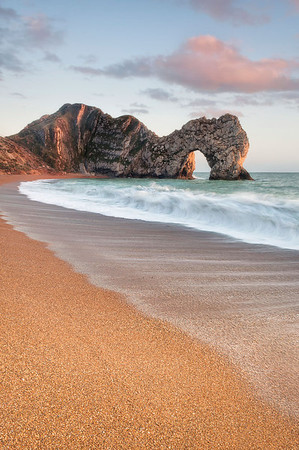 Durdle Door Wave