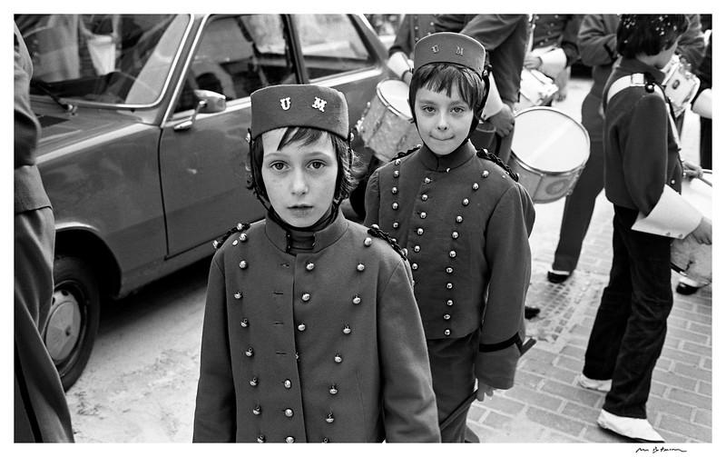 Drum Minors