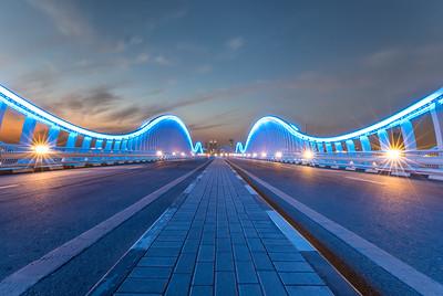 View of Dubai Downtown.