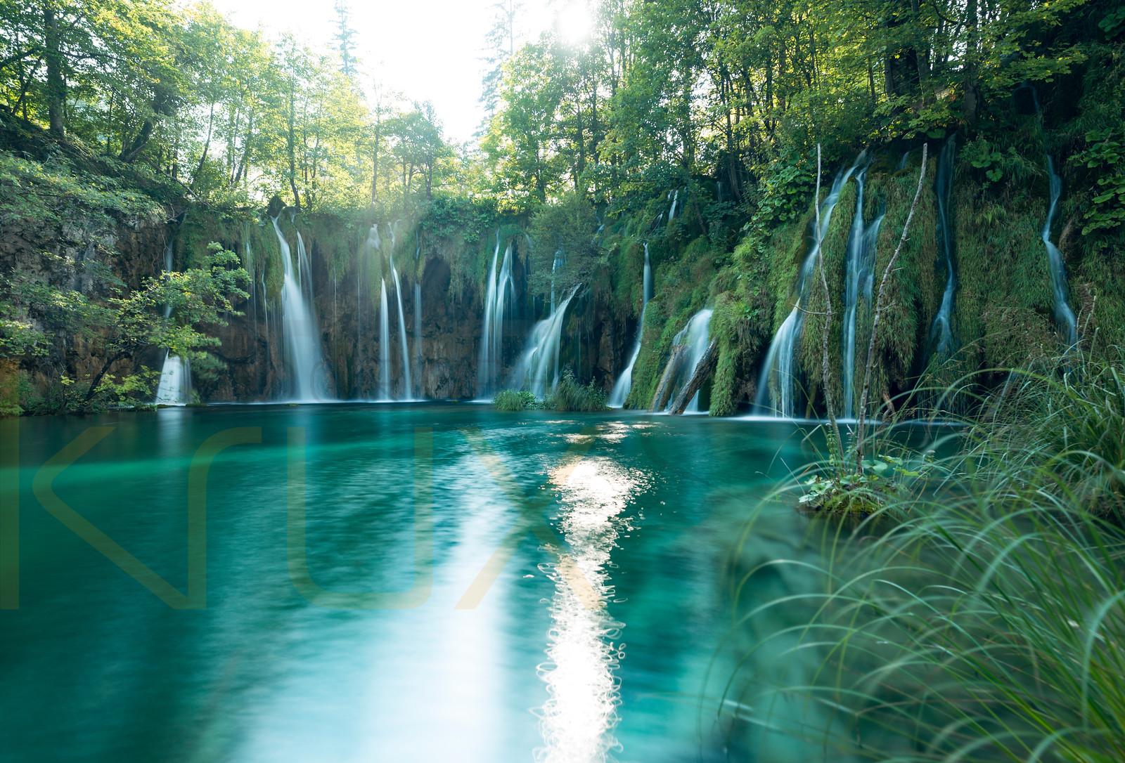 Plitvice Lakes National Park   Croatia   Hrvatska   Europe