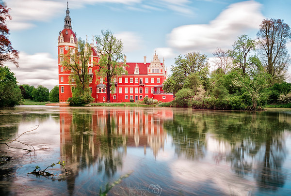 Bad Muskau Castle | Germany | Europe