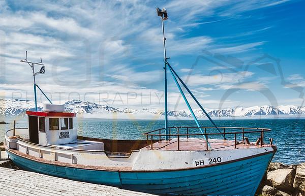Northern Iceland Bay