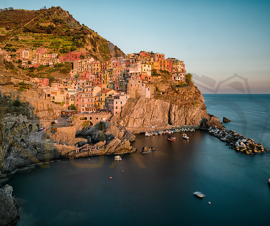 Long Exposure | Manarola | Cinque Terre | Liguria | Italy | Europe
