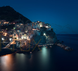 Manarola Cinque Terre Liguria Italy