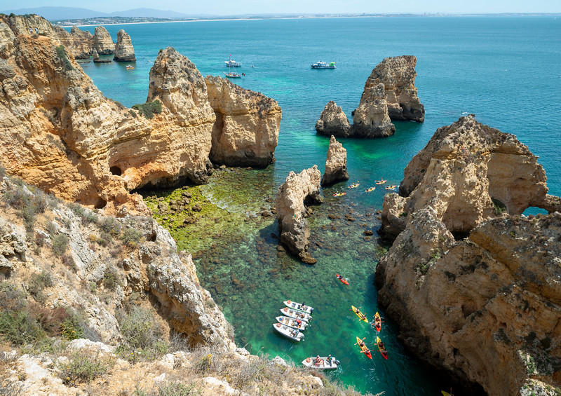Beauty of the Algarve | Lagos | Portugal | Europe