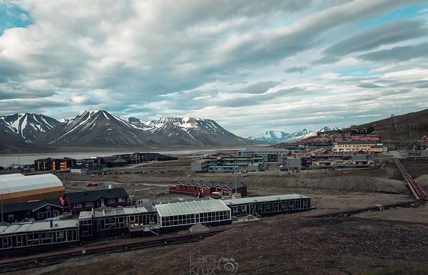 Longyearbyen | Spitsbergen | Svalbard | Arctic | Norway | Europe