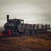 Ancient Coal Train | Ny Alesund | Arctic | Spitsbergen | Norway | Europe