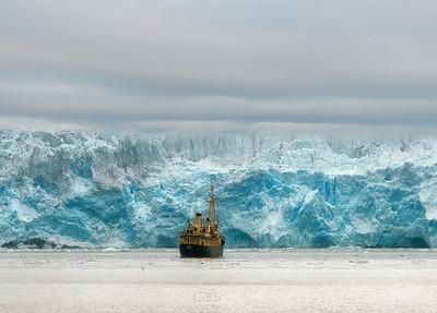 Glacier | Svalbard | Spitzbergen | Norway | Europe