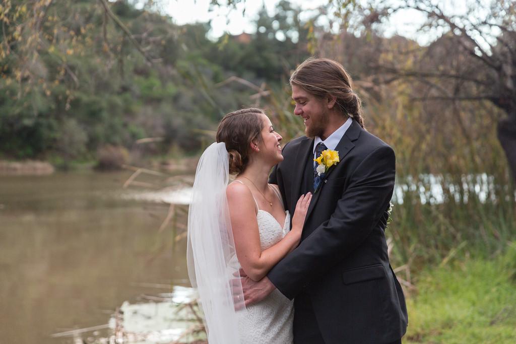 Emilie & Eric Wedding in Oakland