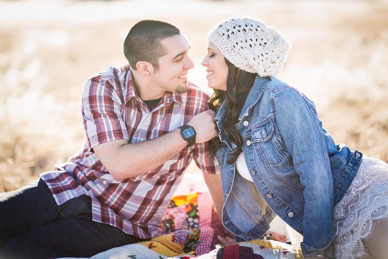 Taylor & Tanner - Engagement Portraits-103