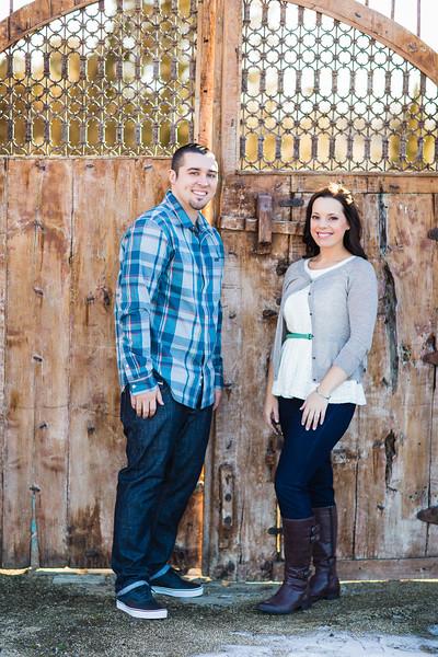 Taylor & Tanner - Engagement Portraits-1