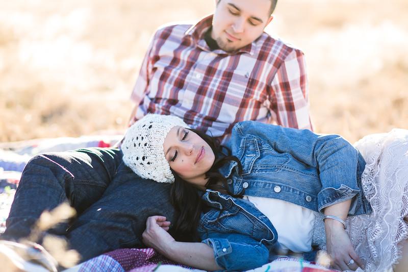 Taylor & Tanner - Engagement Portraits-107