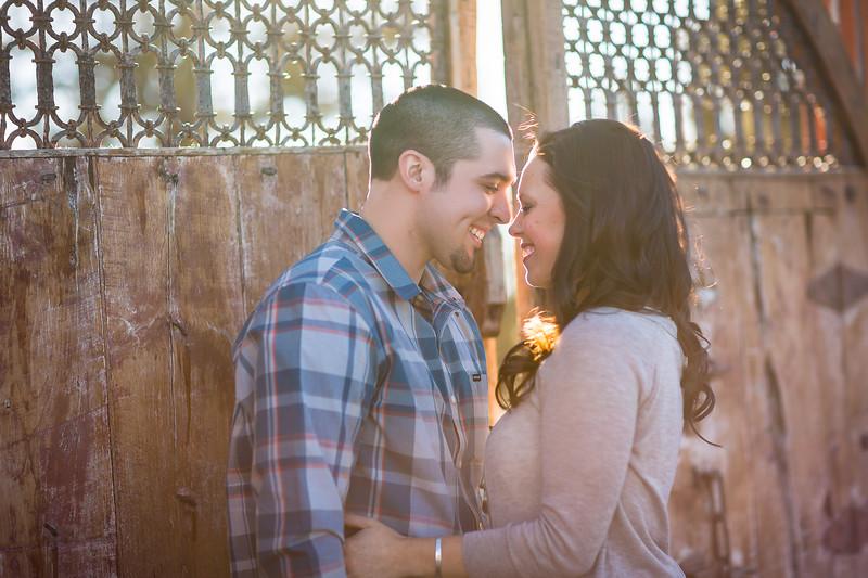 Taylor & Tanner - Engagement Portraits-10