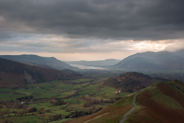 Cat Bells ridge