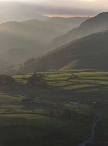 Sunrise at Latrigg