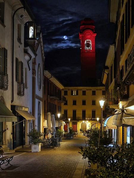 Night in Menaggio