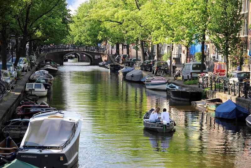 Amsterdam Waterways