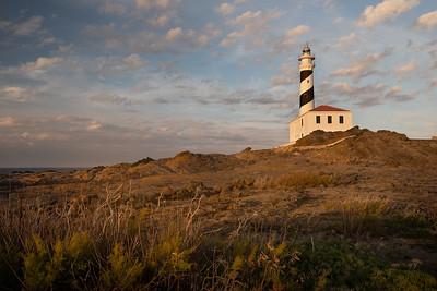 Menorca, Islas Baleares, Spain: Favàritx lighthouse