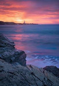 Menorca, Islas Baleares, Spain: Cala Preseli.