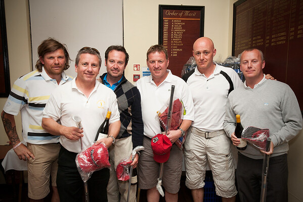Lee Briers charity golf event in aid of Reverse Rett September 2012