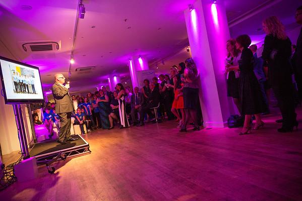 Reverse Rett charity fundraising event photography at London's OXO2 November 2015
