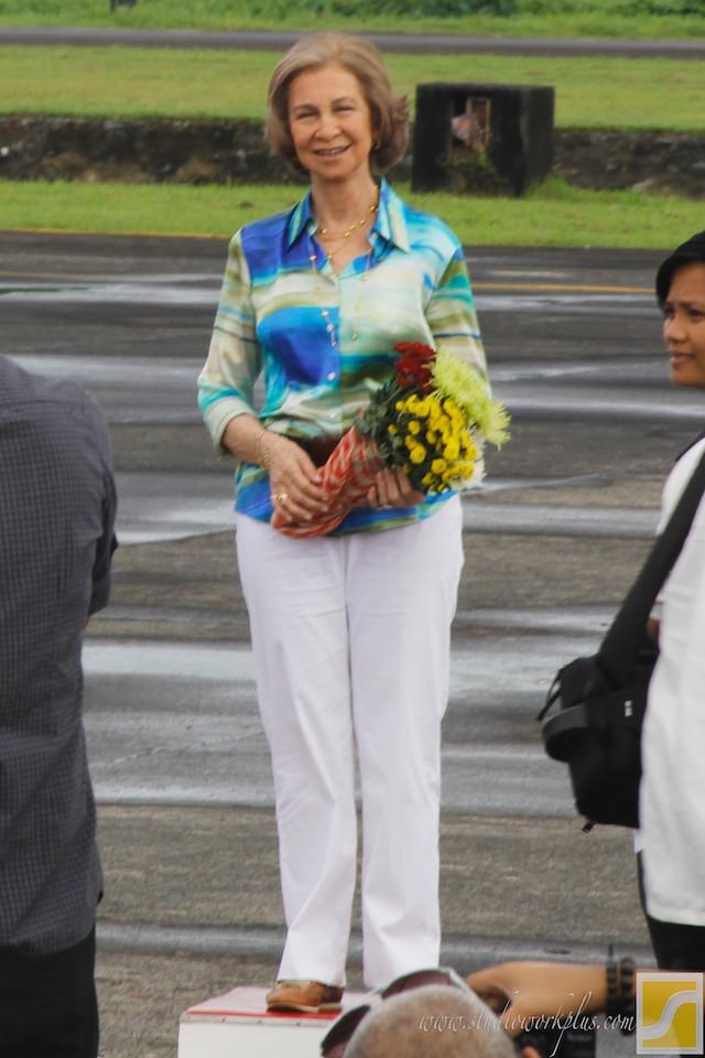 Queen Sofia Visit 29